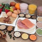Miksi 1200 kcal on alin suositeltu energiansaanti –tarpeeksi ravintoaineita