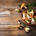 Nauti myöhäissyksyn kasvis- ja sienisadosta