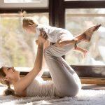 Vähitellen eroon raskauskiloista