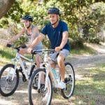 Pyöräilytreenit saavat hien pintaan ja kunnon kasvuun