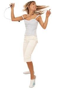 Tanssien kuntoon – Anna rytmin viedä ja kaloreiden palaa!