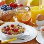 Laihduttajan aamiaisella on merkitystä – näin koostat oikein