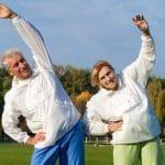 Terveellinen ruokavalio voi ylläpitää vanhuksen liikuntakykyä