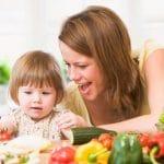 Terveelliset elämäntavat olisi hyvä oppia jo lapsena