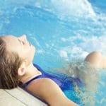 Rentoa oloa vedestä