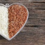 Lisää kuidunsaantia – vaihda valkoinen riisi tummaan