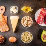 Rasvaa ja proteiinia tarvitaan