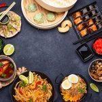 Keveyttä Aasian keittiöistä
